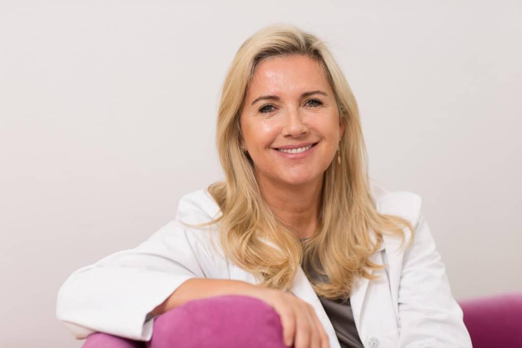 Portrait Dr. Angelika Graf